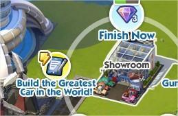SimCity Social, Motorhead Manhunt