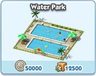 SimCity Social, Water Park