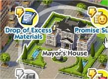 SimCity Social, Sunny and Share