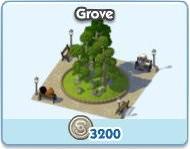 SimCity Social, Grove