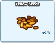 SimCity Social, Yellow Seeds