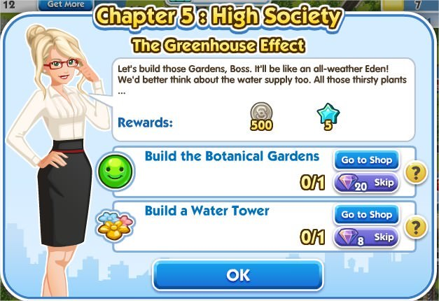 SimCity Social, The Greenhouse Effect