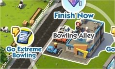 SimCity Social, Balancing Act