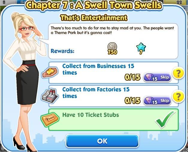 SimCity Social, That's Entertainment