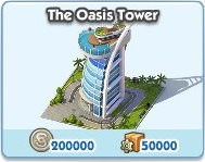 SimCity Social, The Oasis Tower