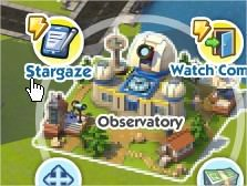 SimCity Social, Looking Up