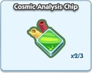 SimCity Social, Cosmic Analysis Chip
