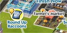 SimCity Social, Reccoon Round-Up