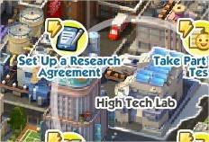 SimCity Social, The Cutting Edge