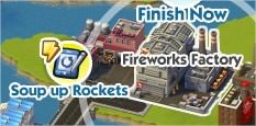 SimCity Social, Countdown to Blast Off