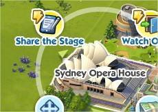 SimCity Social, Landmark Soeech