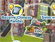 SimCity Social, Bring on the Flaming Hoop!