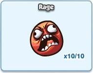SimCity Social, Rage