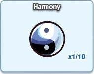 SimCity Social, Harmony