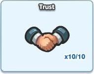 SimCity Social, Trust