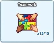 SimCity Social, Teamwork