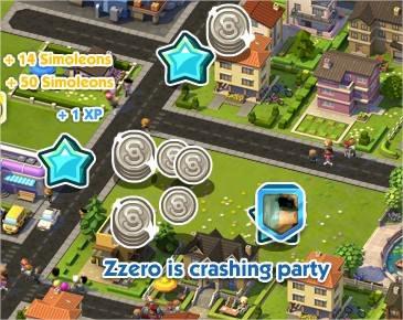 SimCity Social(模擬城市臉書版), 鄰居互動
