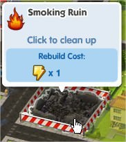 SimCity Social, Fire Station