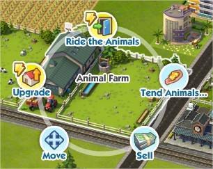 SimCity Social, Animal Farm(動物農場)