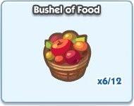 SimCity Social, Bushel of Food