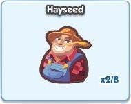 SimCity Social, Hayseed