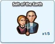 SimCity Social, Salt of the Earth