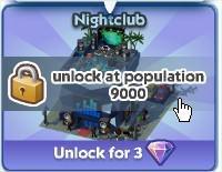 SimCity Social, Build