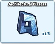 SimCity Social, Architectural Pizzazz