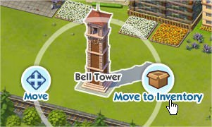 SimCity Social, Decorations(裝飾)