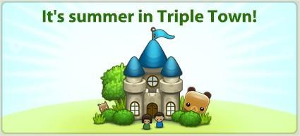 Triple Town, Facebook