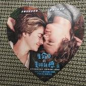 Movie, The Fault in Our Stars(生命中的美好缺憾)(星运里的错), 電影DM