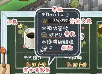 iLoveCoffee, 沖泡咖啡
