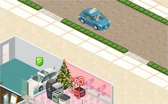 The Sims Social, Nice Set of Wheels 1