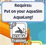 The Sims Social, The Sims Social, Ataraxia Leisure Pool