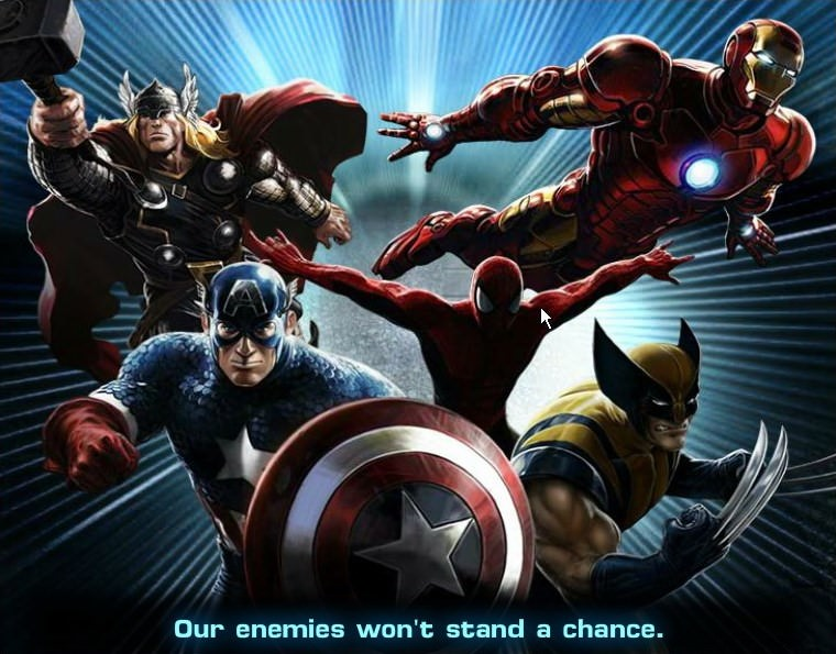 Marvel: Avengers Alliance, Recruit Hero