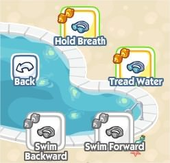 The Sims Social, Ataraxia Leisure Pool