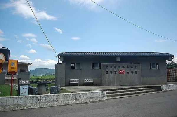 豐漁社區溫泉浴室