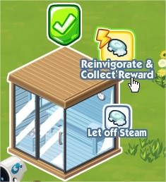The Sims Social, Spatacula SteamMe™ Sauna