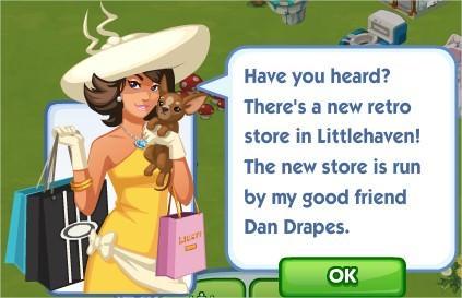 The Sims Social, Dan The Man