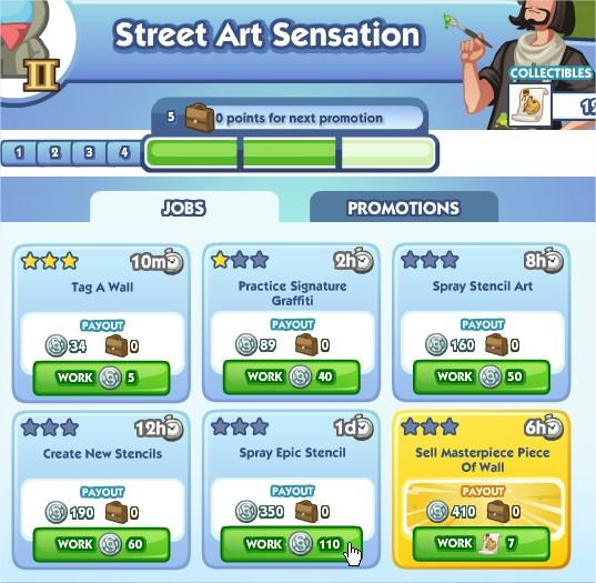 The Sims Social, Dan The Man 3