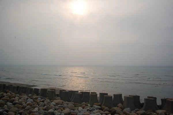 苗栗秋茂園海岸