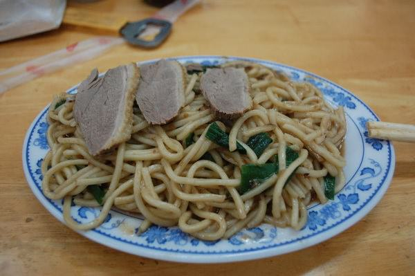 福鴨肉麵, 新竹 牛埔南路