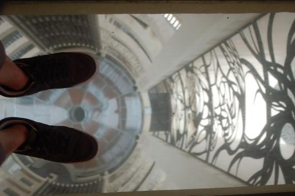 射日塔10樓景觀