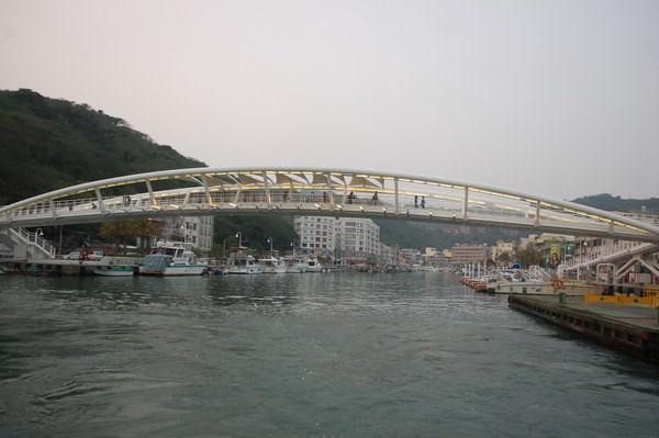 旗津渡輪, 鼓山碼頭