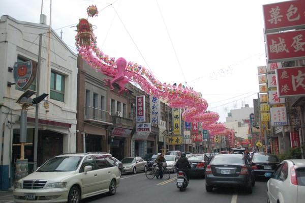 風車龍, 鹿港燈會燈籠
