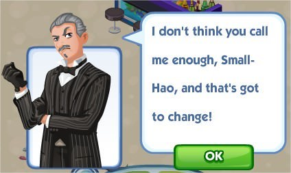 The Sims Social, The Prankfather