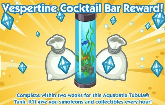 The Sims Social, Aquabatix Tubula