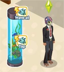 The Sims Social, Aquabatix Tubula Tank