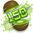 Wallpost_Highscore150, Fruit Ninja Frenzy