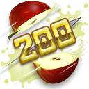 Wallpost_Highscore200, Fruit Ninja Frenzy